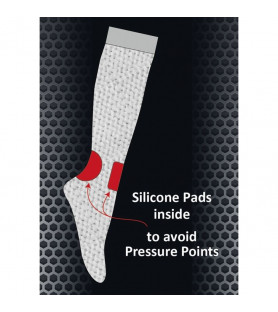 Hkm Chaussettes Silicone