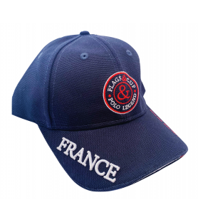Flags&Cup Casquette France