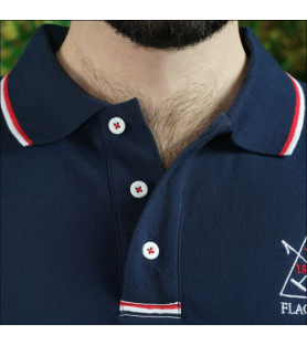 Flags&Cup Polo Homme Turpo