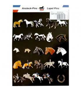Pins Cheval